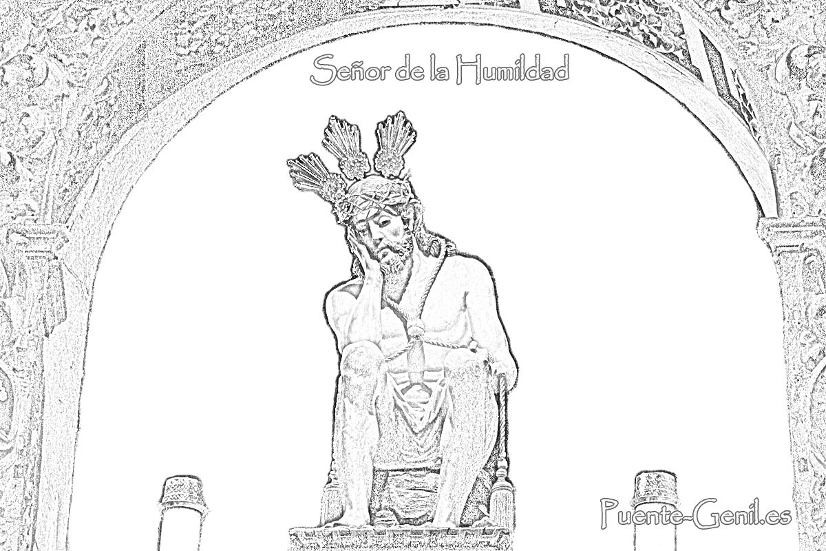 Dibujos Semana Santa De Puente Genil